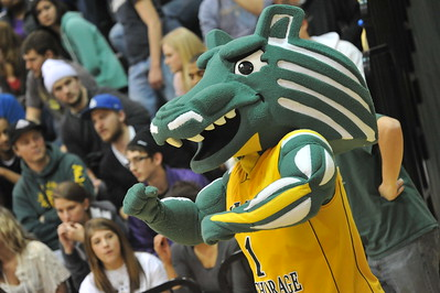 Spirit builds up the hype at a Seawolves basketball game. MD2_7724.JPG
