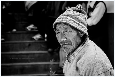 Morgan Freeman? | Kungri Monastery (Pin Valley) Festival