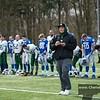 010 Trojans profileerde zich vandaag, onder  offensive coordinator  Wouter van den Boogaard  (Foto) vooral als aanvallend team;