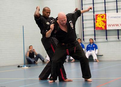 Marcel, Katsudo Kenpo (NL)