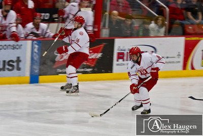 Fighting Saints vs Lumberjacks 2/17/12