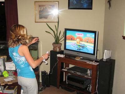 Wii Fit Emma