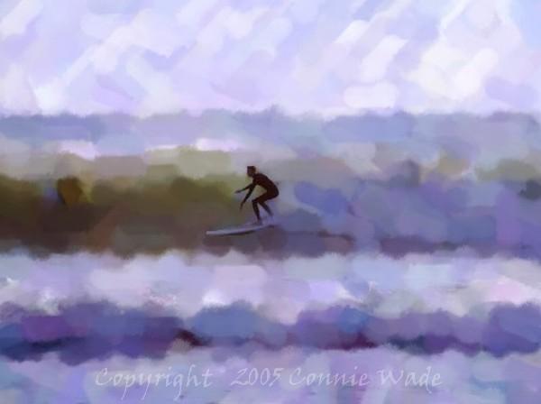 Purple Surf