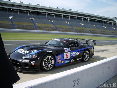 #6 Dodge Viper of Jeffrey Peterson