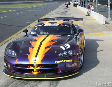 the Dodge Viper of Brian Smith