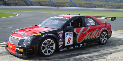 The #8 Cadillac of Andy Pilgrim