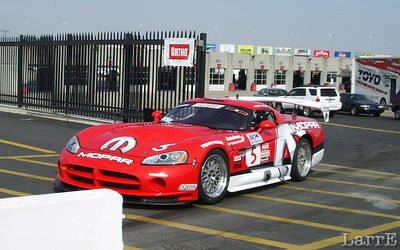#5 Dodge Viper of Tommy Archer