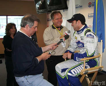 radio's Doug Rice interviews Jimmy Johnson