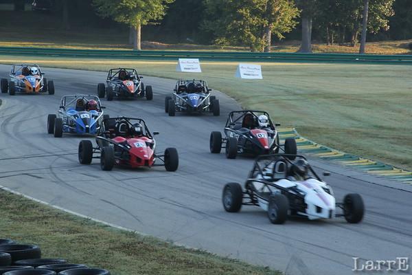 V I R American Le Mans race, Oct 4, 2013