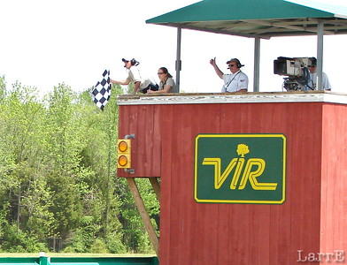 A welcome sight at VIR.