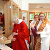 Judy Baughman, Bishop Cate Waynick, Johanna Baker, Whitney Rice