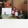 Shelby, Karen & Teri at registration, Earth Day 2011