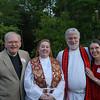 Don Jones, Whitney Rice, Jonathan and Deborah Hutchison