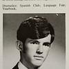 David Gilmartin, senior portrait from the St. Bernard's Class of 1970. SENTINEL & ENTERPRISE / Ashley Green