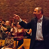"""Peppie Calvar - Conductor, Teacher, and Musician<br /> Photo also featured in Charlotte Catholic News Herald - <a href=""""http://catholicnewsherald.com/features/current-edition"""">http://catholicnewsherald.com/features/current-edition</a>"""