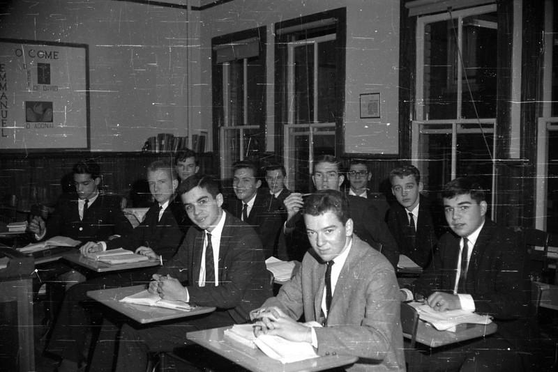 Class of '64 Boys