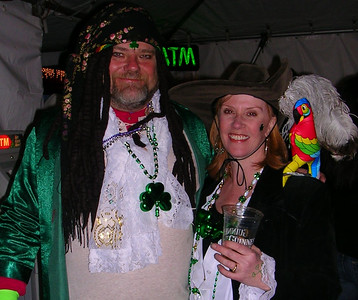 St. Paddy's Day Pirates