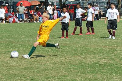 St.Mark Soccer 1st Game 9-26-9