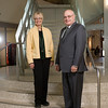 Fran Ulmer Chancellor and Chancellor Tom Case