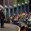 Chancellor Tom Case speaks at Development Day