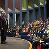 Chancellor Tom Case speaks at Development Day