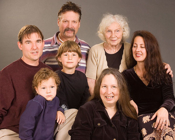 The Forsman-Drummond Family