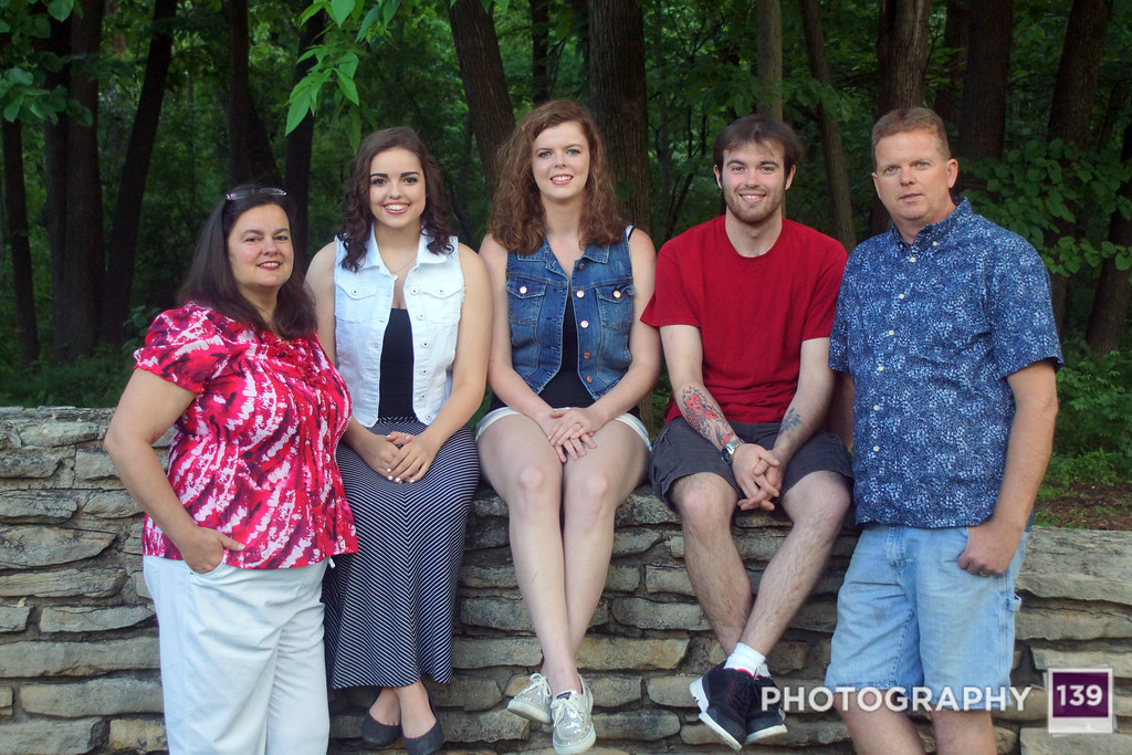 Stensland Family Photo Shoot - 2016