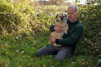 Steve & Dingo