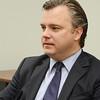 Steve Kerrigan, candidate for Lieutenant Governer.  SENTINEL & ENTERPRISE / Ashley Green