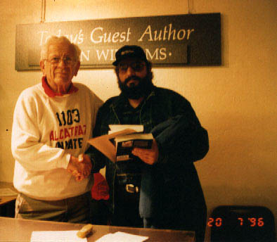 Meeting Nathan Glen Willams the only Alcataz inmate to receive a presidential pardon