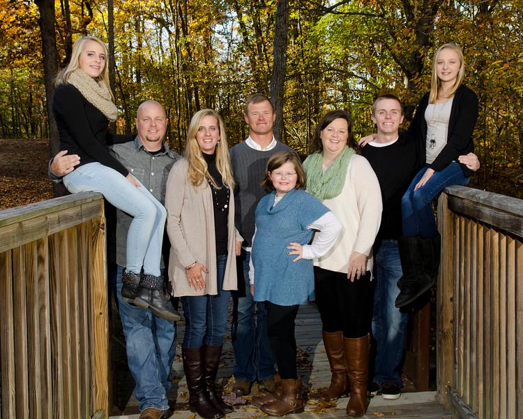 Stevens Family Fall 2014