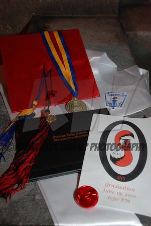Stevens High School Graduation 2015