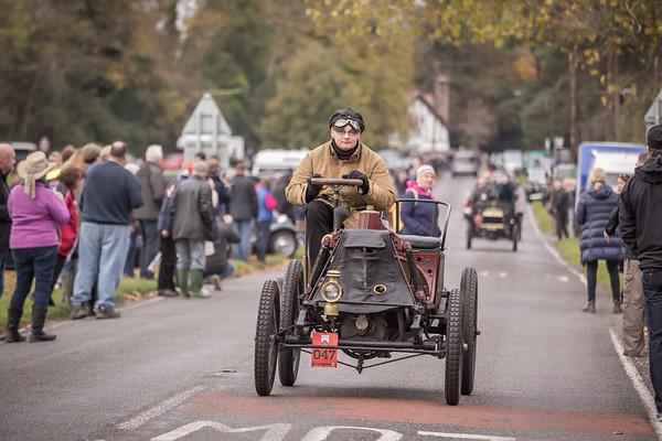 London to Brighton Veteran Car Rally - November 2018