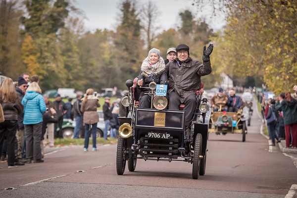 London to Brighton Veteran Car Rally - November 2018