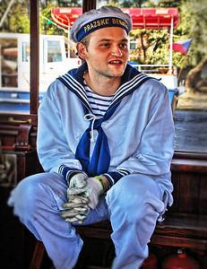 Czech Navy Man