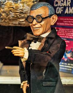 George Burns Character