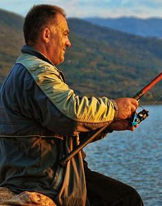 Macedonian Fisherman