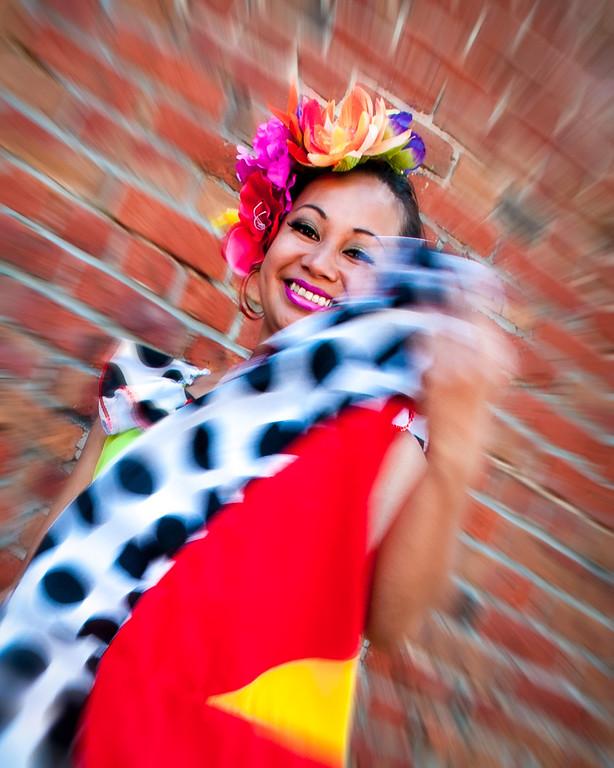 Carnaval Participant
