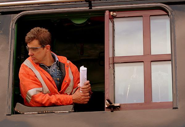 The Train Engineer
