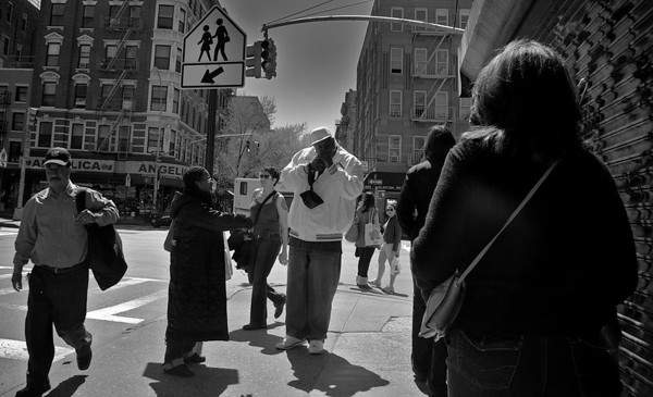 Shooting From The Hip In SoHo