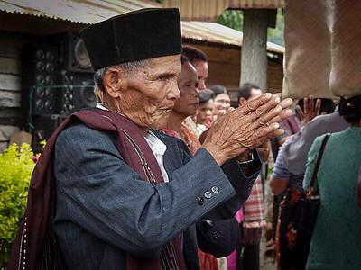 Wedding at Lake Toba Sumatera  Indonesia