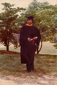 Gardner-Webb University Alumni George Surratt; Scanned Images.
