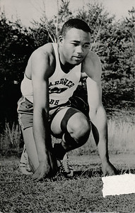 Gardner-Webb University Alumni George Surratt; Scanned Images.