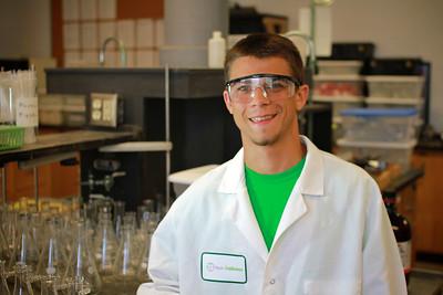 Jeremy Griffin, Chemistry; Summer 2012