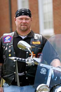 Jim Yorke, Divinity Student at Gardner-Webb 2010