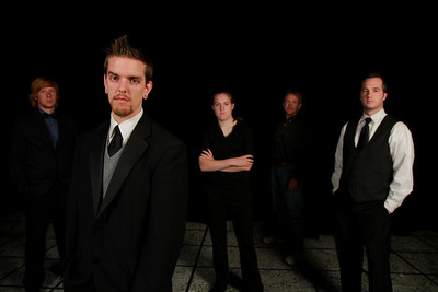 Promo Photos for Josh Cogan's upcoming concert production.
