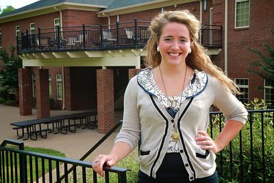 Katie Spiro; August 2012.