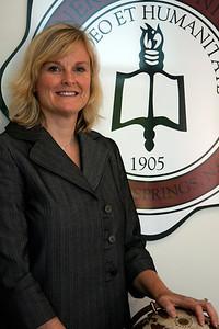 Lori for the Viewbook. 2009
