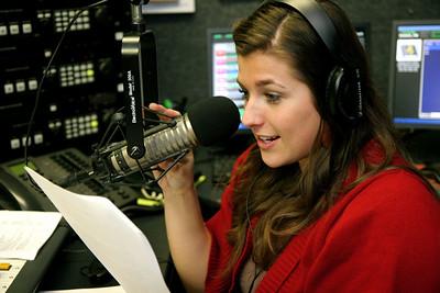 McKenna at WGWG 88.3 2010