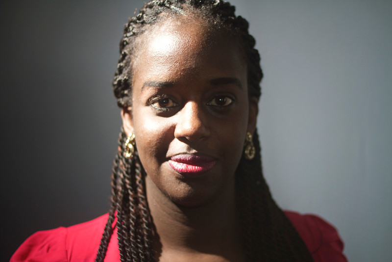 Ornella Umubyeyi; Spring 2016